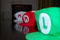 Super Mario & Luigi Caps