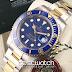 Rolex - Submariner Blue Two Tone 'Random'