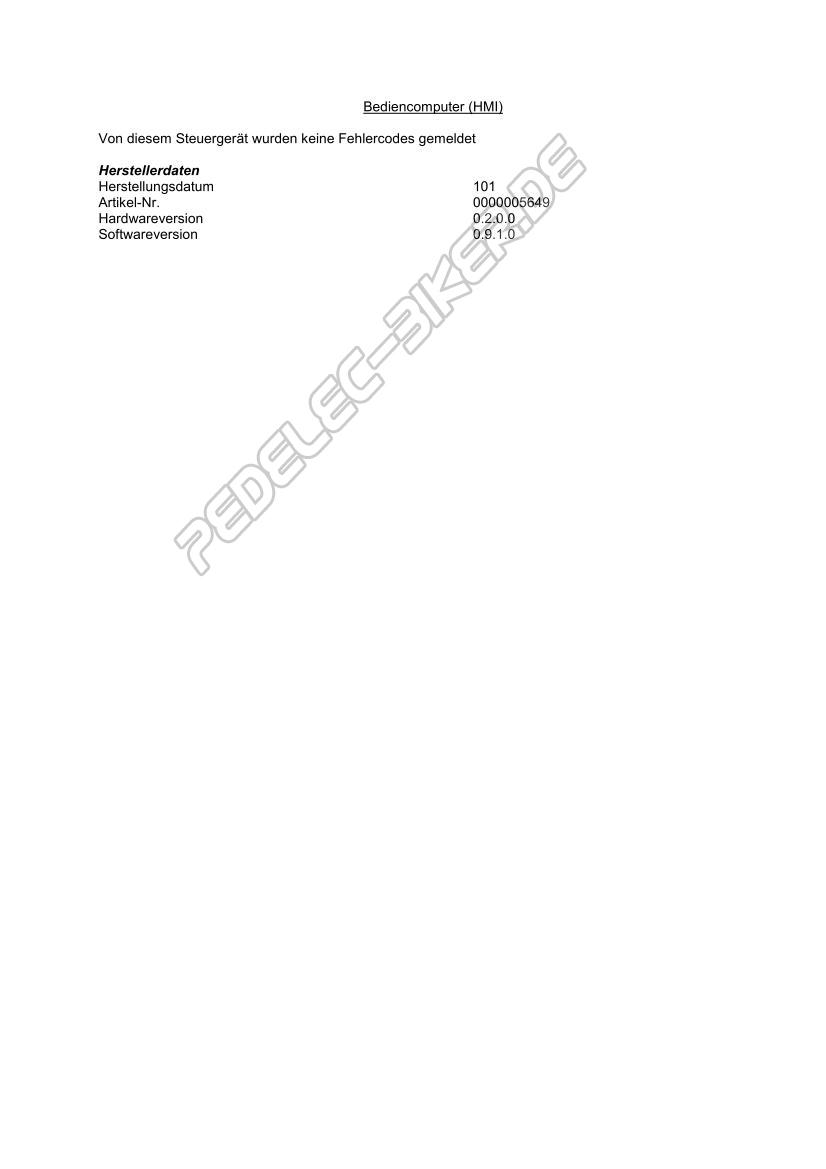 ohne  Sensor Controller Steuergerät k-Steuerung Pedelec 36 V 3 Leistungsstufen