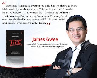 Testimoni James Gwe