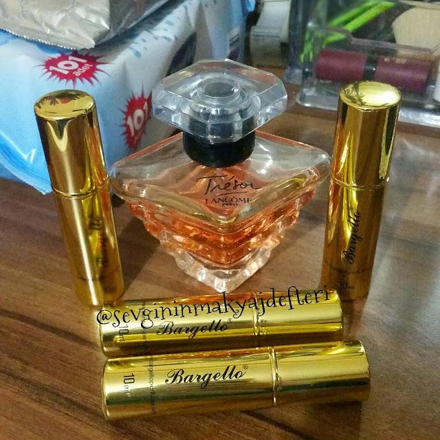 Bargello Parfüm Atomizeri