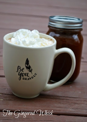 Make Your Own Pumpkin Spice Latte (The Gingered Whisk)