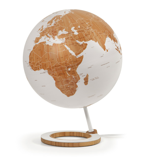 Globo, terraqueo,Bambu,Kilo Zulu,bamboo,glob,kristoffer zeuthen,white,world