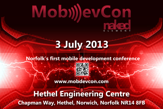 Norfolk's first mobile development conference