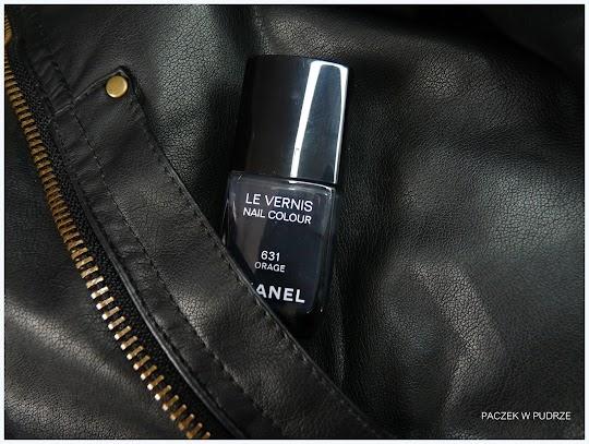 Chanel Le Vernis 631 Orage