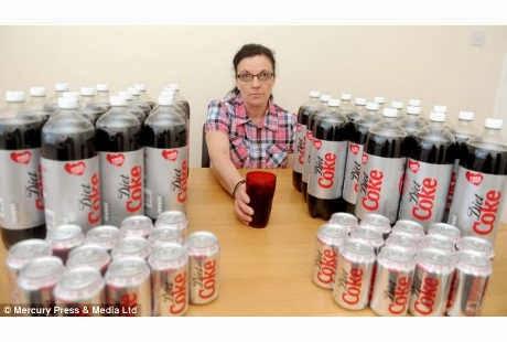Kecanduan Diet Coke
