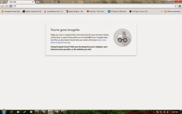 Tutorial Internet Yang Aman dengan Chrome (Pribadi)