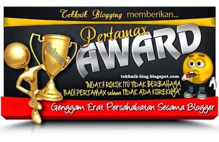 Pertamax Award