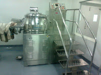 Picture of Rapid Mixer Granulator