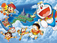 Gambar Kartun Doraemon 3D Terbaru