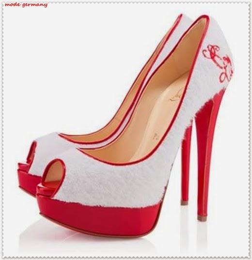 Schuhe für Ihr Ballabend 2014