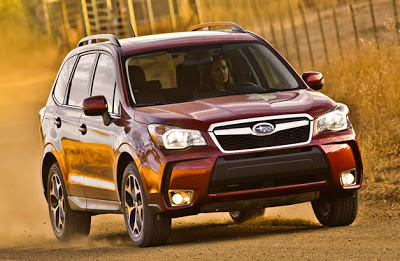 2014 Subaru Forester priced from $21,995*