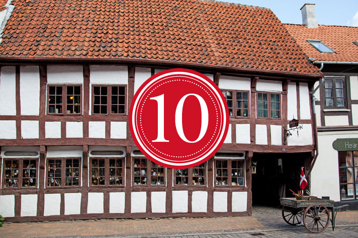 Amalie loves Denmark Fünen, Odense