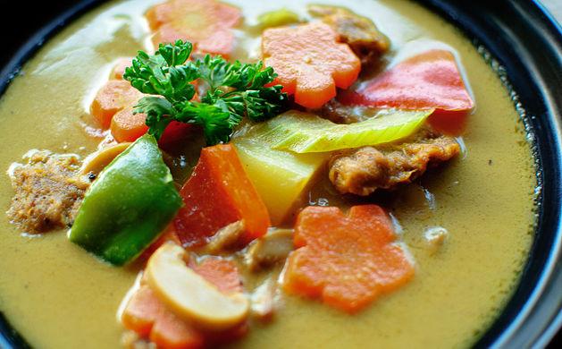 resep sehat kaldu sayur lezat tips sehat dan makanan