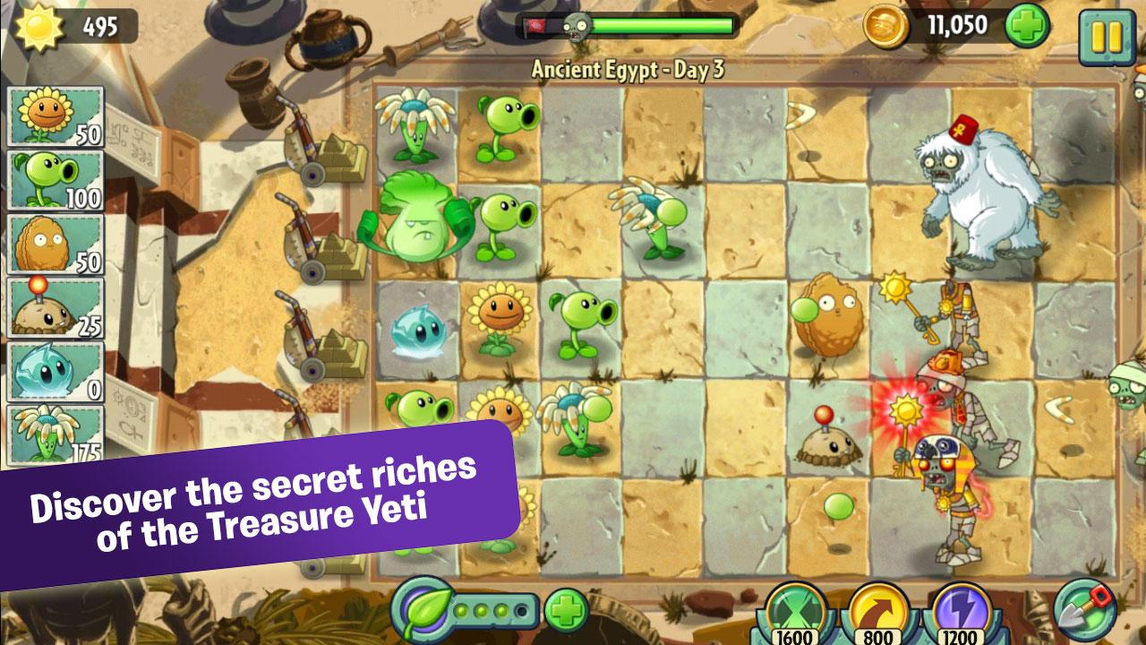 download free game plants vs zombies 2