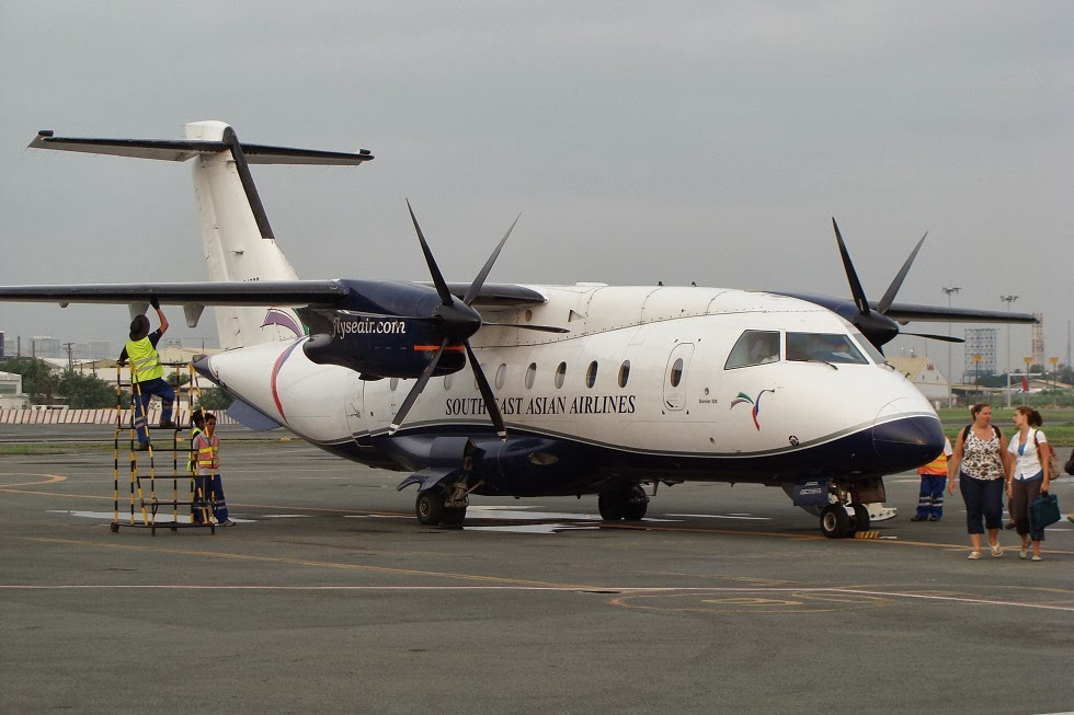 Seair Plans Taipei Route, Caticlan and Puerto Princesa from Clark