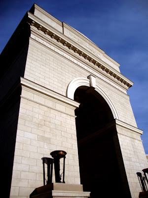Millennium Gate at Atlantic Station