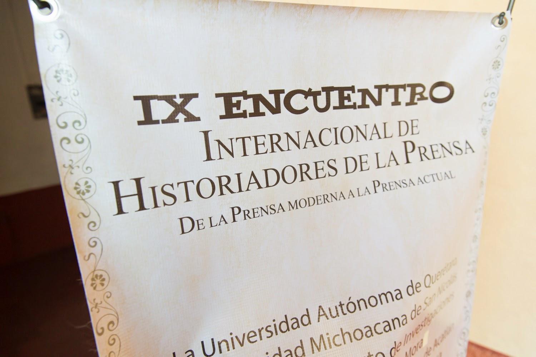 IX Encuentro Internacional de Historiadores de la Prensa