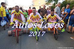 AUTOS LOCOS 2017