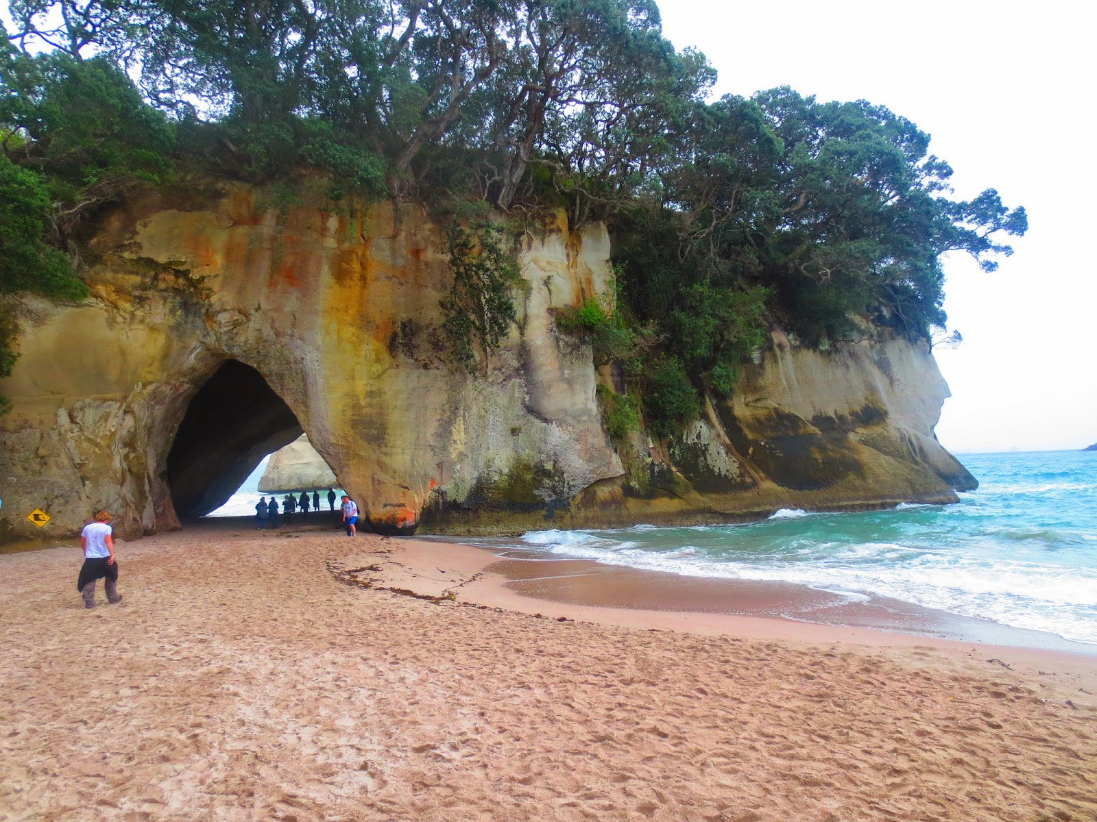 Cathedral Cove Fraser Island