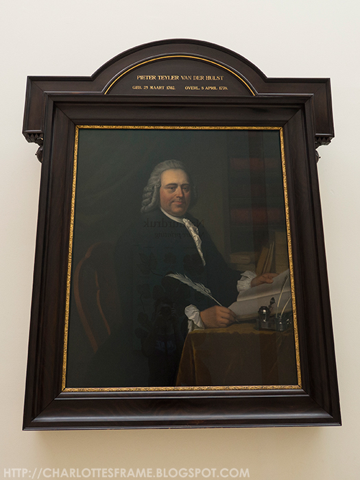 Pieter Teyler van der Hulst, Pieter Teylers Museum