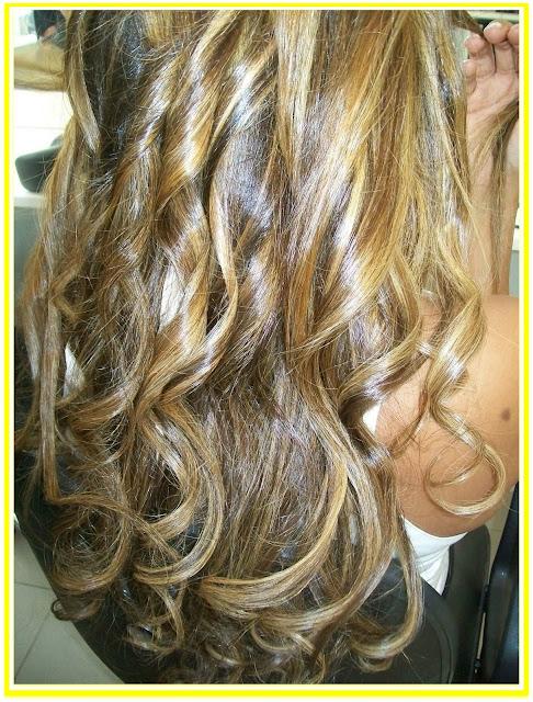 cabelo louro - belanaselfie