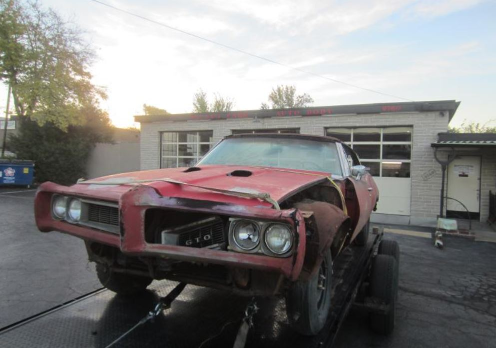Lost Cars: The Unofficial 1968 Pontiac GTO Ram Air II List ...