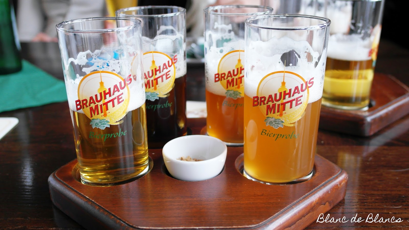 Berlin Brauhaus Mitte - www.blancdeblancs.fi