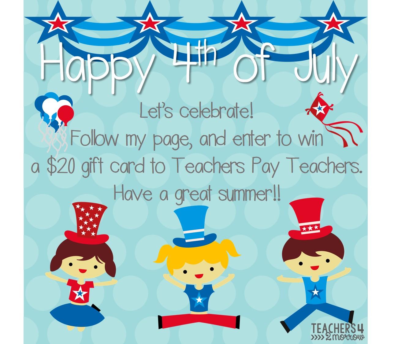 teachers4.2morrow: July 2015