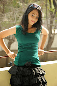 Young Actress Asha Rathod Glam Pics-thumbnail-1