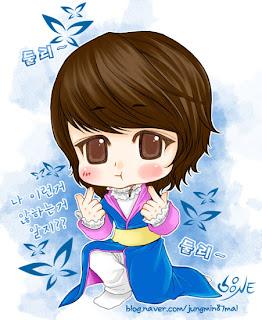 gambar Gambar Kartun Korea