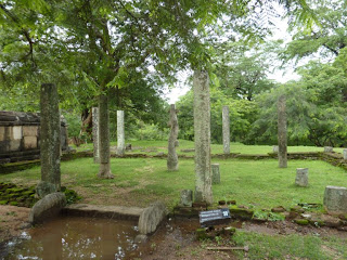 Polonnaruwa site archéologique