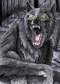 California Dogman Sightings