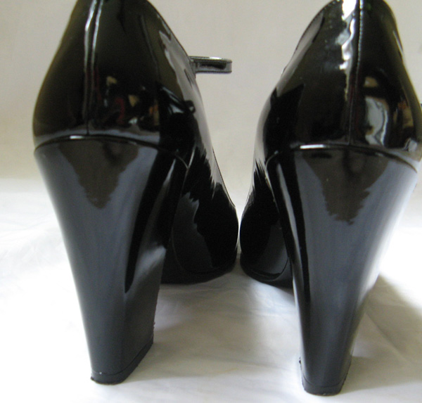 Good Closet Mui Mui Prada Shoes Womens 39 Heels Black