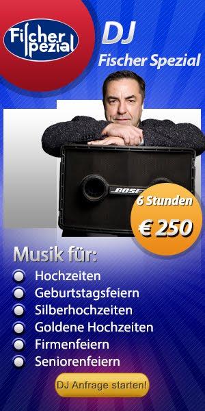 DJ Geburtstag Rügen Rostock buchen