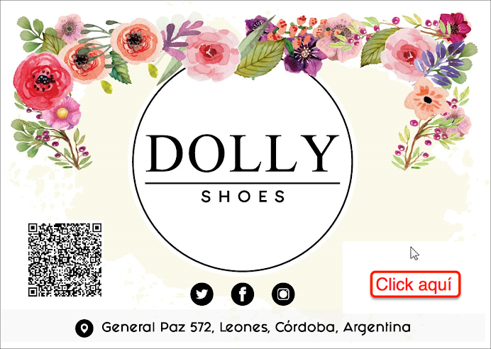 ESPACIO PUBLICITARIO: DOLLY SHOES LEONES
