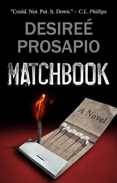Matchbook, the novel