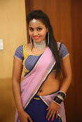 Neetha sizzling photo shoot in half saree-thumbnail-14