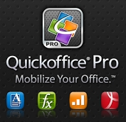 quickoffice pro (office & pdf) 5.7.327 apk android free