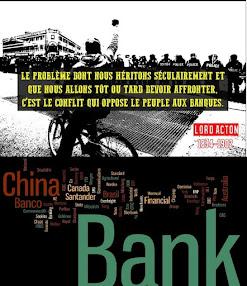 Banksters de tous les pays, dispersez-vous !