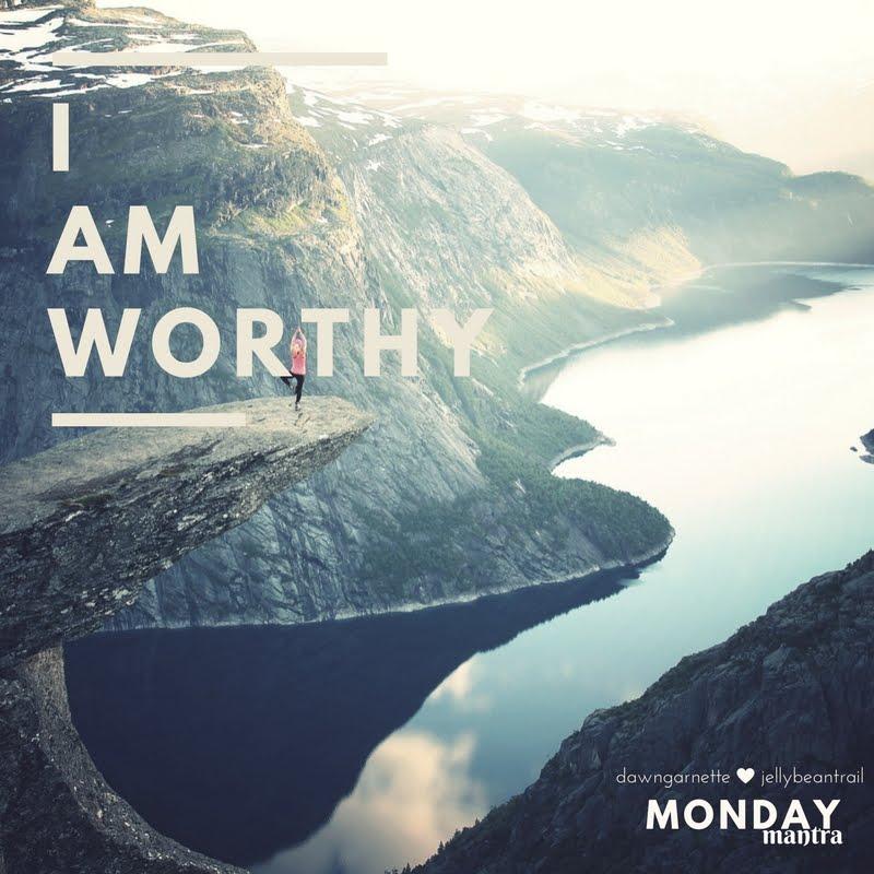 #MondayMantra