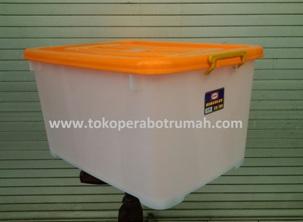 perabot rumah tangga: Container Box CB 150 Hercules (150 liter)