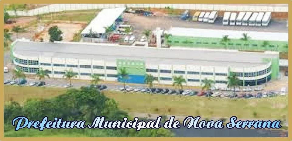 Prefeitura Municipal de Nova Serrana