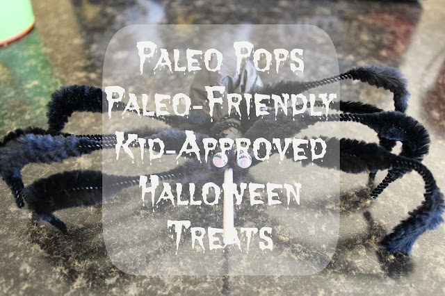 Paleo-Friendly, Kid-Approved Halloween Treats