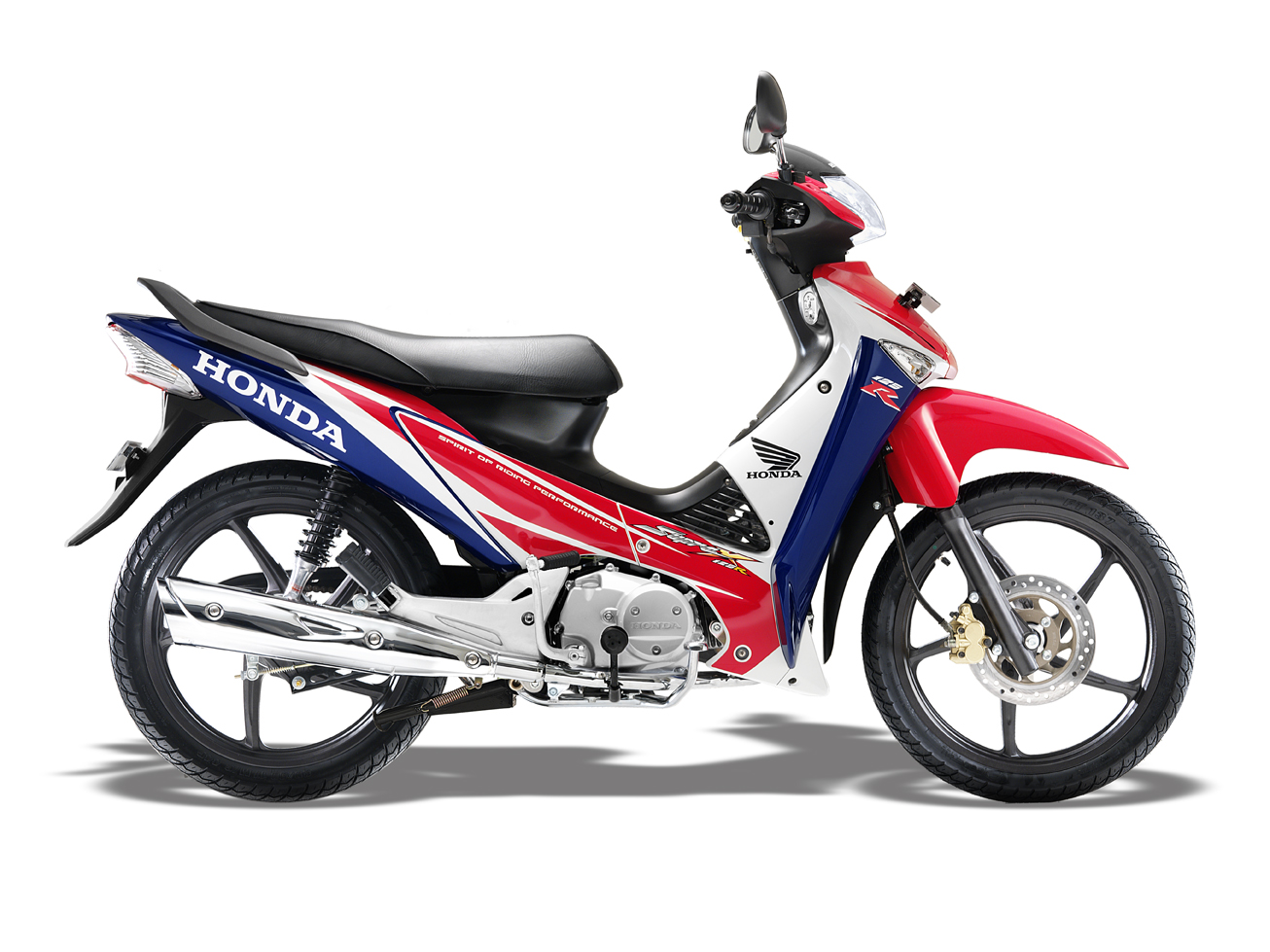 innovation launched honda supra x and spacy version of the
