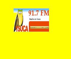 91.7 FM RADIO  EN LINEA YSUCA  La Voz de Los Sin Voz en El Salvador