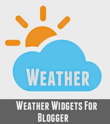 Top 4 Sites to Add Weather Widgets to your Blog