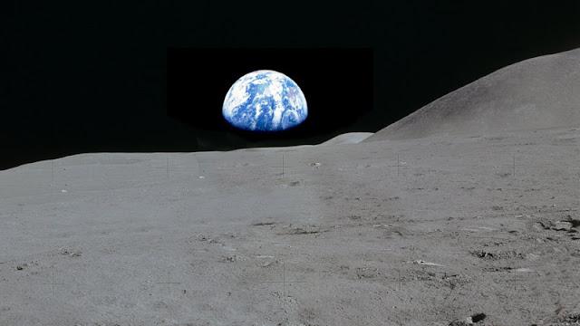 Desde la Luna