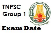 TNPSC Group 1 Exam Date