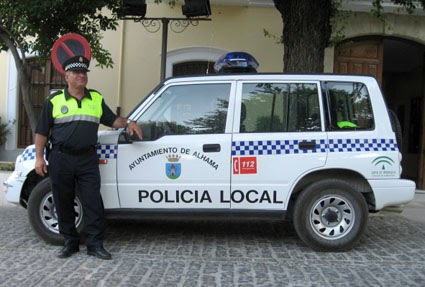 Bases policia local mijas